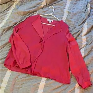 💕NWOT💕FOREVER21+ Pink Blouse